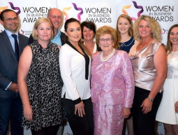 The Downs Women In Business Awards 2017